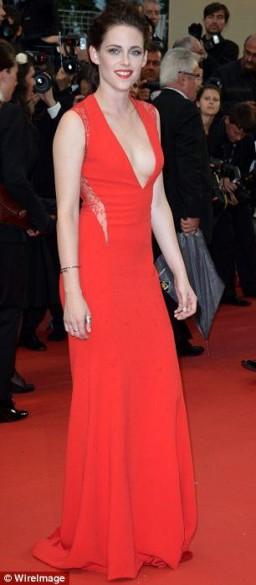 Kristen Stewart Breast Size