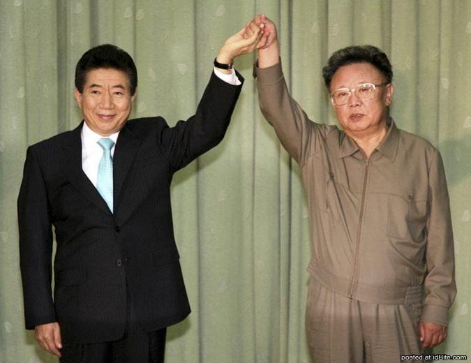 perbedaan korea utara korea selatan
