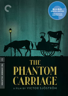"Blu-ray Review | ""The Phantom Carriage"""