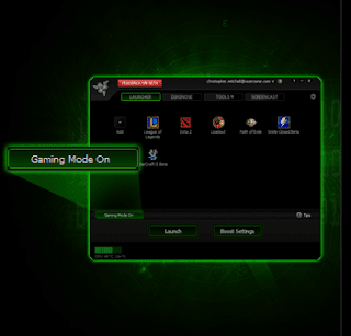 Download Razer Game Booster 3.6.0.283 Beta