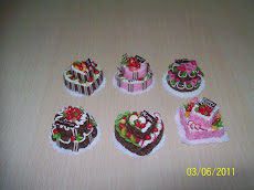 Cake Make With Polymer Clay