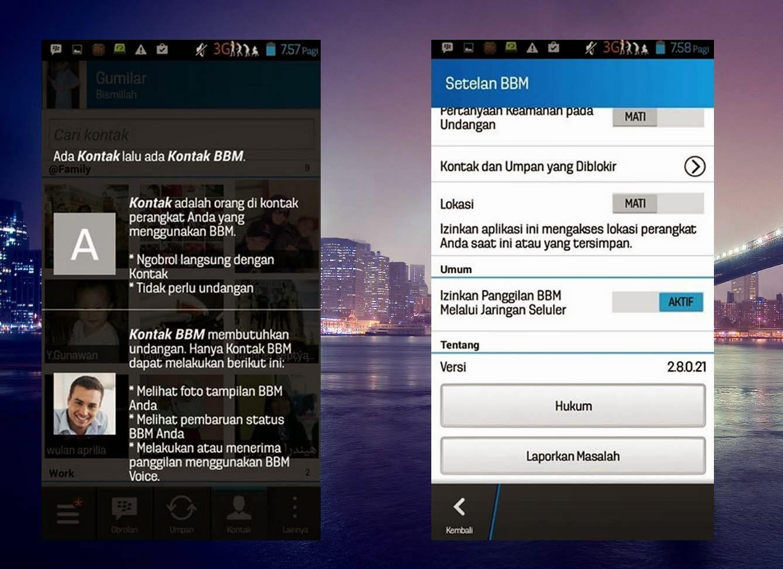 download BBM Terbaru versi 2.8.0.21 seperti Playstore apk