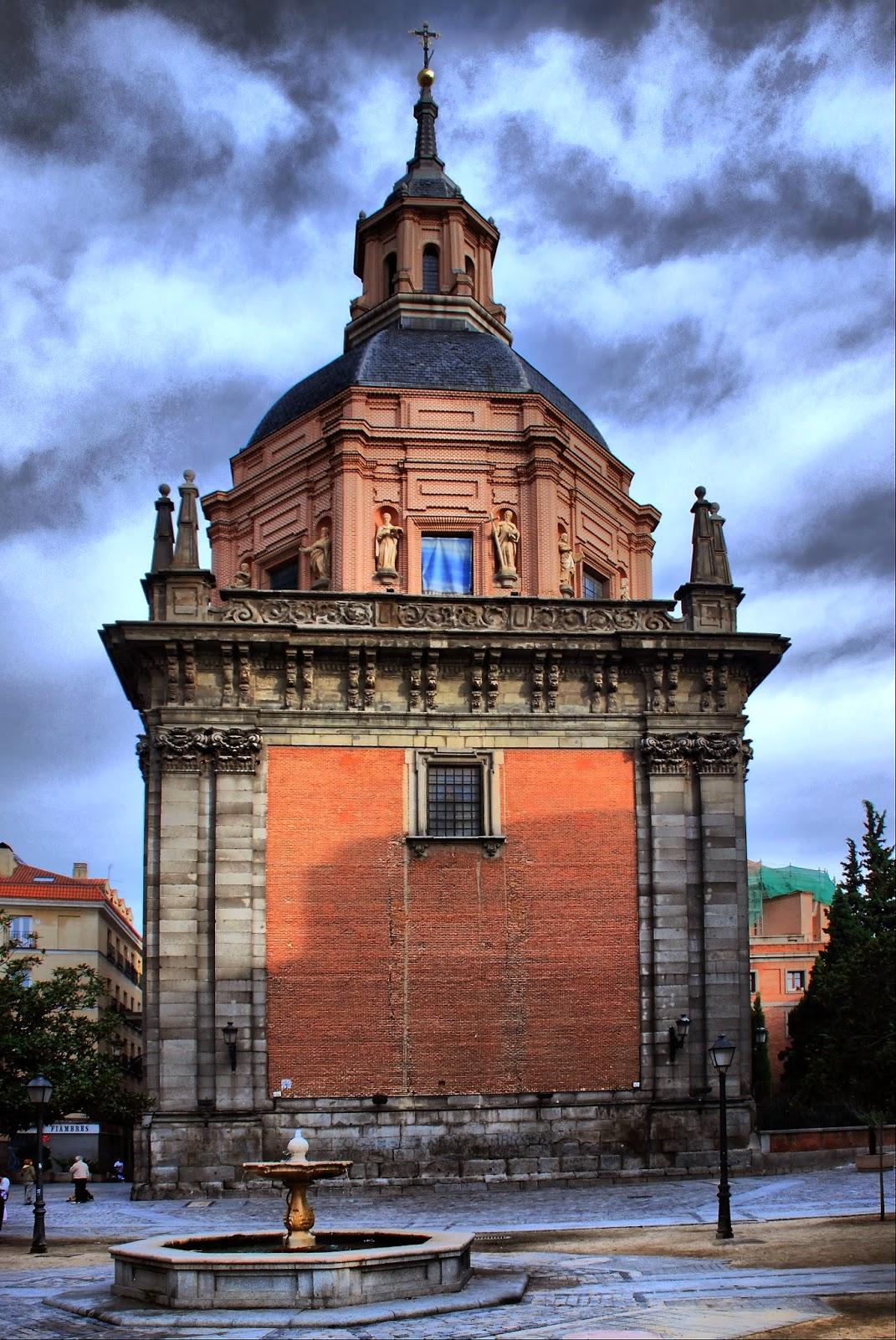 Iglesia de San Andrés.