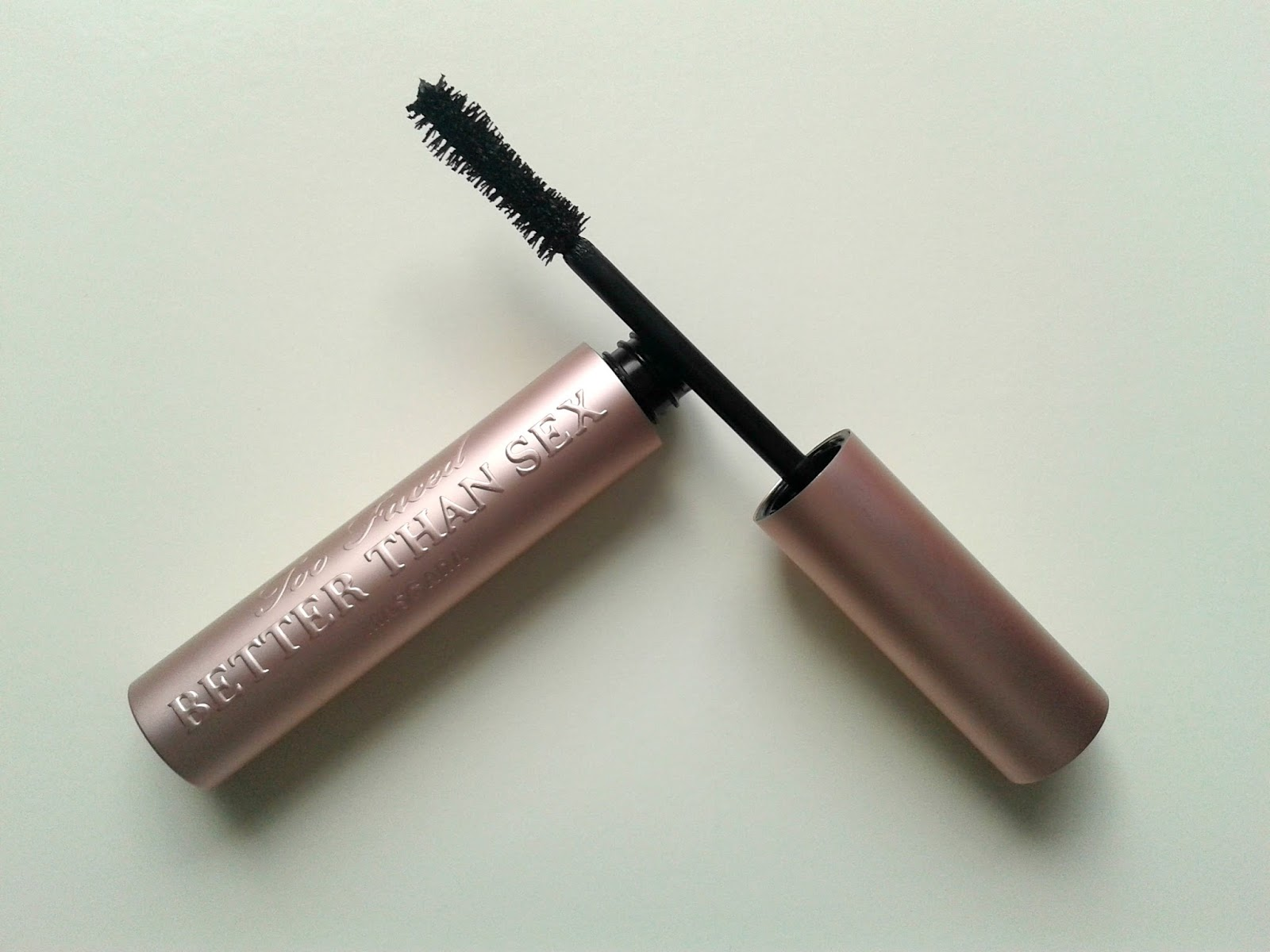 Too Faced Better Than Sex Mascara Beauty Review