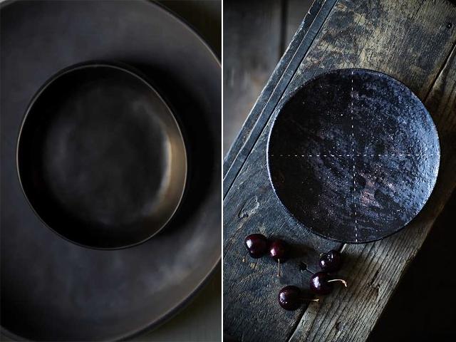 tendance céramique noire