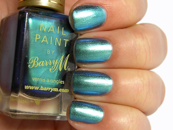 Barry M Aquarium Nail Effects - Pacific