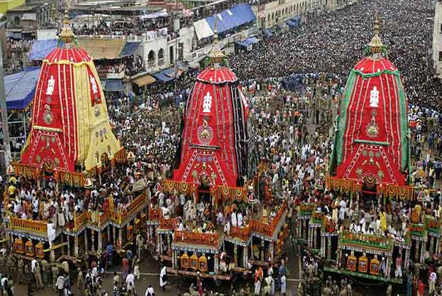 Jagannath Rathyatra ki Shuruaat