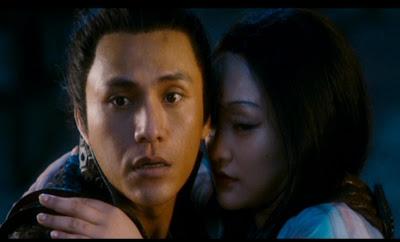 General Huo and Xiaowei