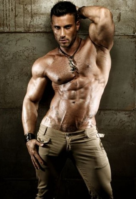 Muscle speedo gay porn