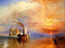 El Temerario remolcado a dique seco