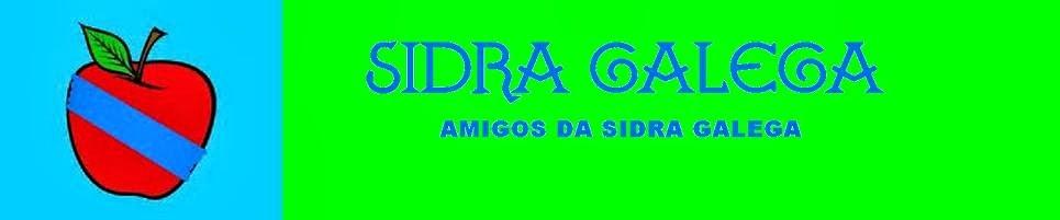 Sidra de Galicia.