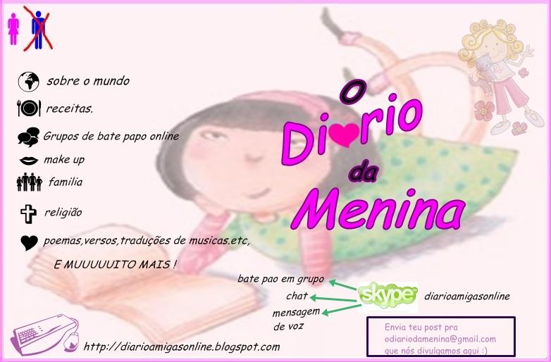 O Diario Da Menina ♥