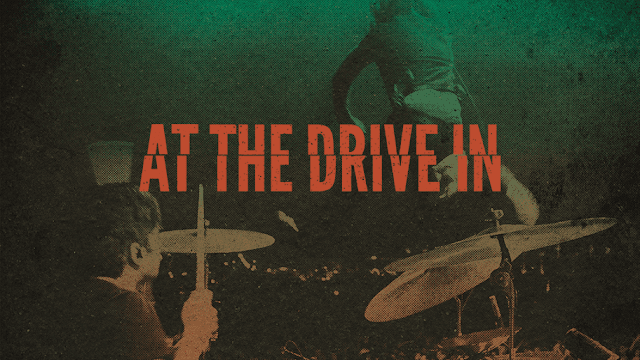 At The Drive In 2016