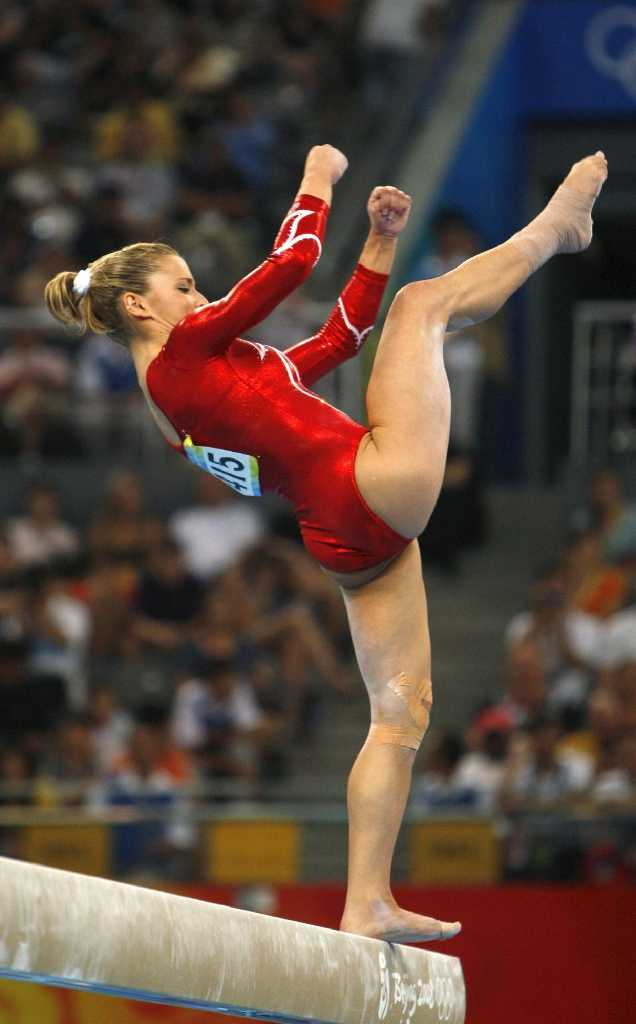 Alicia Sacramone Ass 111