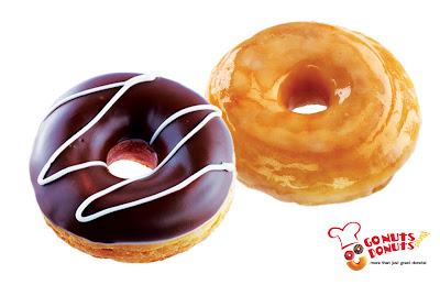Go Nuts Sugar-Free Donuts