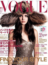 The Hat Of My Atelier In Vogue Japan, November 2015 Issue