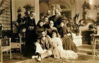 Οικογένεια Σαμαρά: Από την Πηνελόπη Δέλτα στο σκονάκι