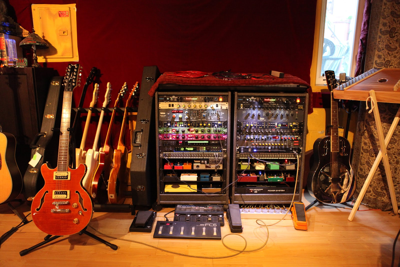 Beau Gear And Guitars