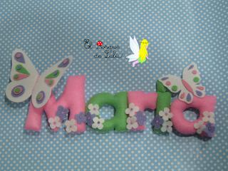 nombre-decorativo-fieltro-name-banner-nacimiento-decoración-infantil-habitación-bebe-regalo-personalizado-María-elbosquedelulu-hechoamanoparati