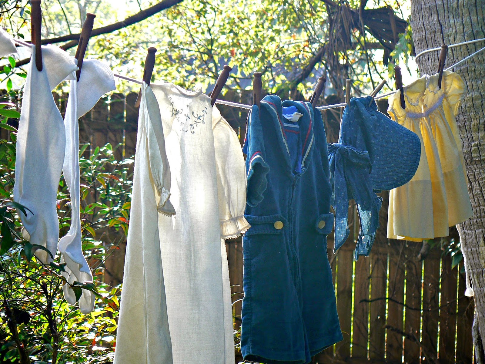 my crazy quilt life on the line clothesline
