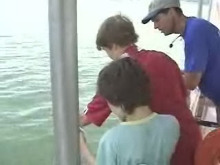 See the Floating Classroom in Action, on YNN!
