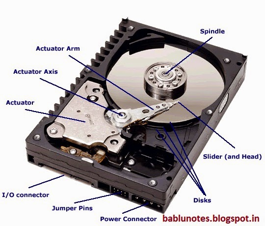 how to fix hard disk failure on laptop