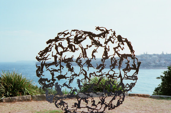 Sculpture by the Sea 2011 Bondi Sydney