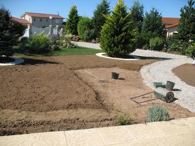 Roses du jardin ch neland pelouse revue et corrig e - Fondation sur terre argileuse ...