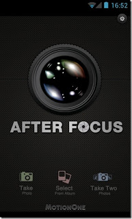 Download Aplikasi After Focus: Kamera Androidmu Sekelas DSLR
