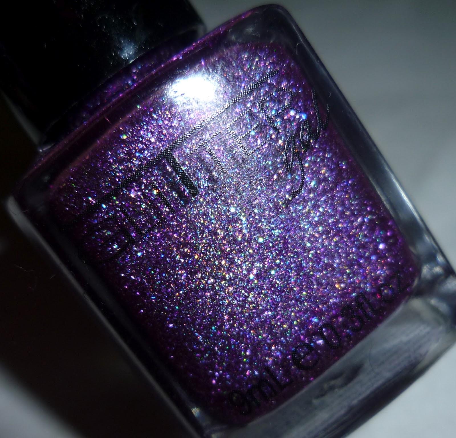 dark purple sparkler glitter - photo #1