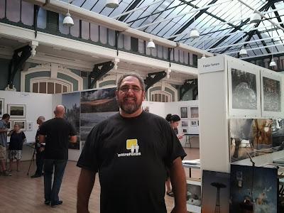 ENTREFOTOS 2013, Feria de fotografía, Fotografía de autor, Madrid, Casa del Reloj, Fotógrafos españoles, Blog de Arte, Voa-Gallery, Pepe Frisuelos,
