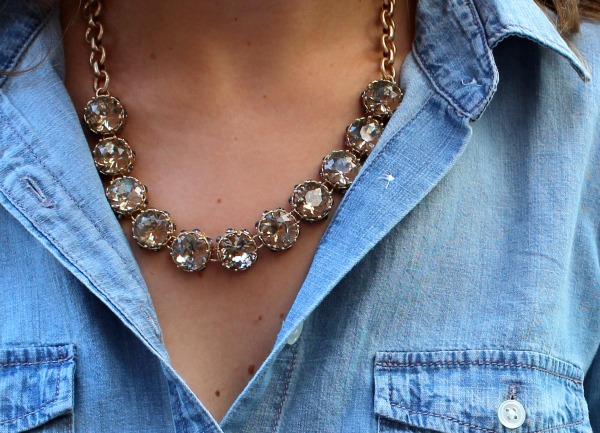 joe fresh necklace