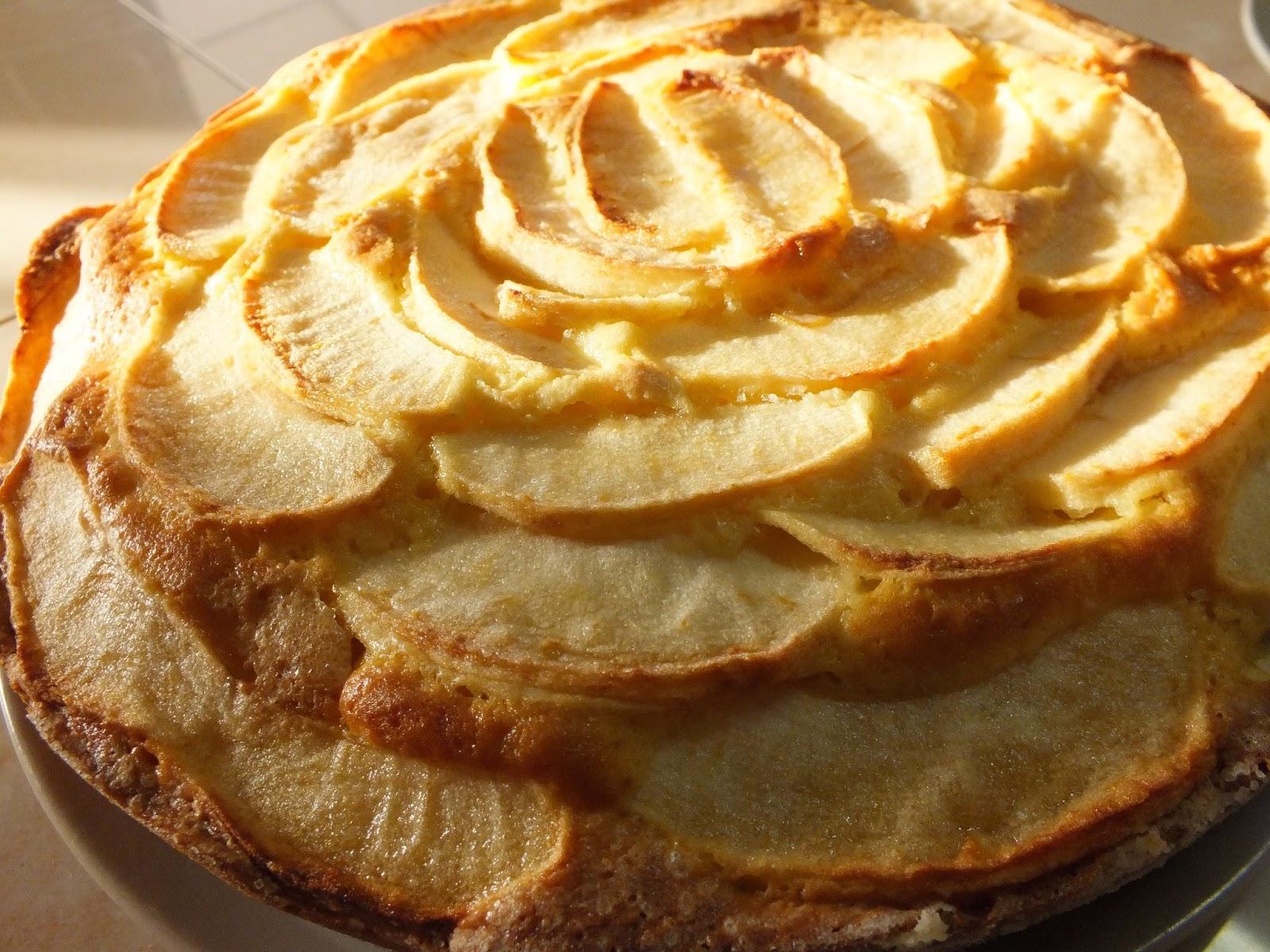 Fatto in casa da benedetta torta di mele semplice e veoce for Torta di mele e yogurt fatto in casa da benedetta