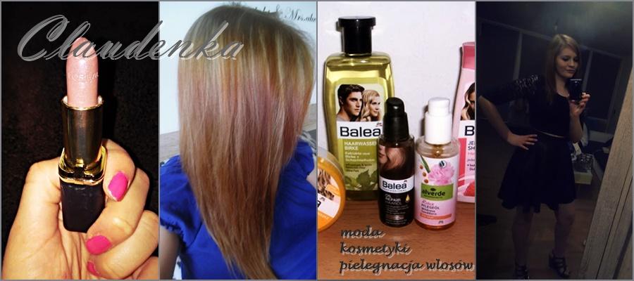 ..Pielęgnacja włosów.. i nie tylko :)