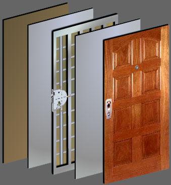 Ventas compras alquileres y servicios icm puertas y for Puertas blindadas
