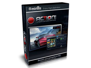 Mirillis Action! download with crack,patch,keys