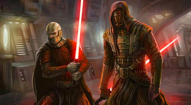 Old Republic Lord Siths