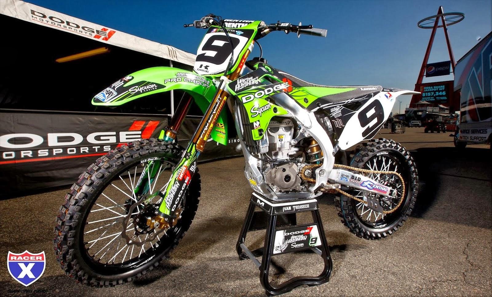 Motocross Bikes Monster Energy