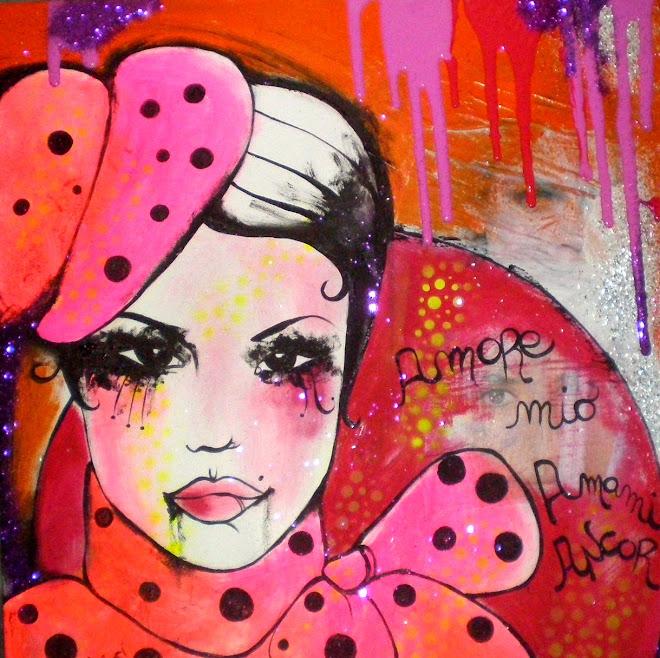 Donna con Cappello by Ilaria Pergolesi