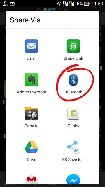 Tips Cara Mengirim Aplikasi Android Lewat Bluetooth Yuk Belajar