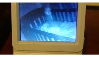 Ada hantu Gentayangan Tertangkap Kamera Bayi