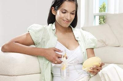 pekerjaan penyedia jasa ASI atau air susu ibu