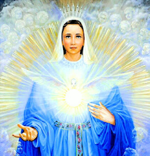 Mãe Maria, Mãe Divina, Mãe Santíssima