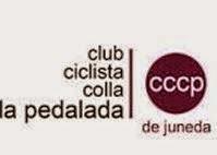 Club ciclista, colla la Pedalada