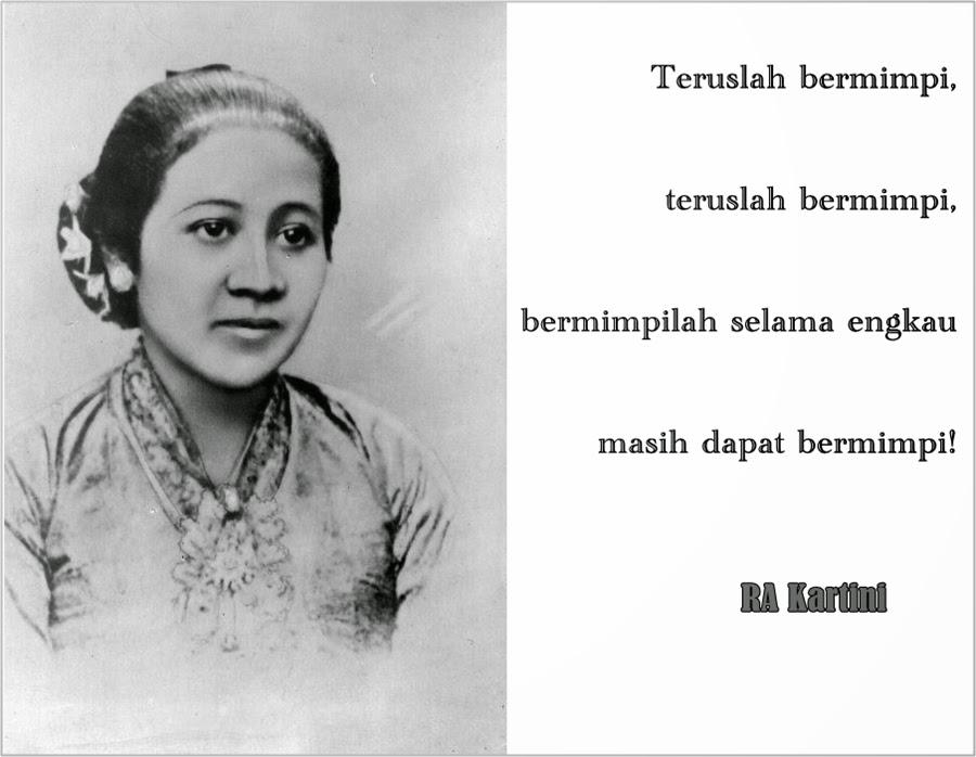 20 Kata Nasehat Bijak dari RA Kartini