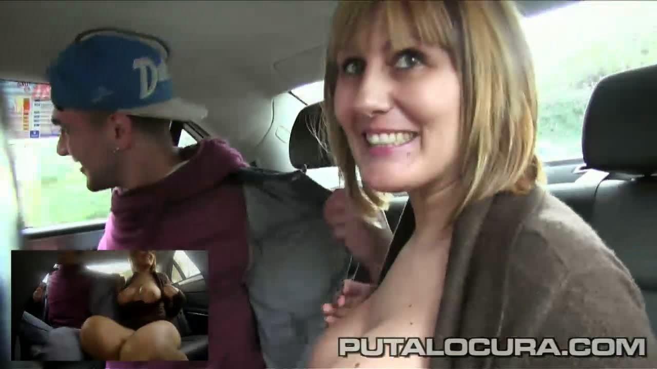 """Taxi Cerdo: Nuria """"MILF en cuatro ruedas"""""""