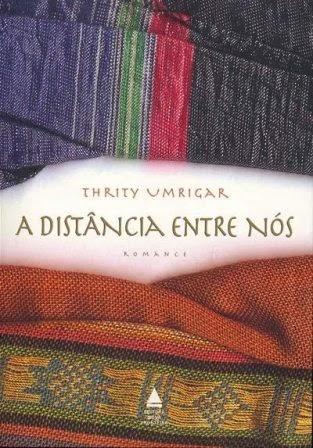 Capa do livro A Distância entre Nós