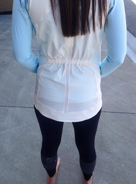 Go The Distance Vest, Go The Distance 1/2 Zip