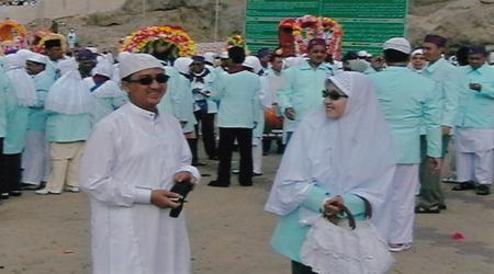 Haji Bersama Ust. Yusuf Mansur Tahun 2006