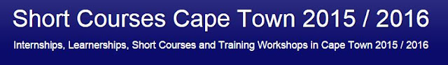 Free Short Course / Workshop Promotional Listings for Cape Town Academic and Training Providers